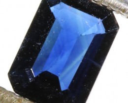 1.39 CTS CERTIFIED  BLUE SAPPHIRE -MADAGASCAR[SM716]SA