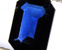 0.95 CTS CERTIFIED  BLUE SAPPHIRE -MADAGASCAR[SM718]SA