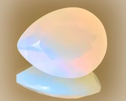 13.10ct MEXICAN  FIRE OPAL (TINGE OF GOLD FIRE WITHIN)