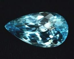 24.00 cts Lovely Blue Topaz Loose Gemstone