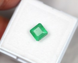 NR Lot 14 ~ 1.79Ct Natural Green Zambian Emerald
