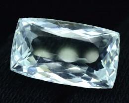 12.20 cts Untreated Aquamarine Gemstone from Pakistan
