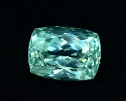 NO Reserve 15.45 ct Green Spodumene Gemstone