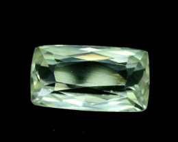 6.15 cts Yellow Color Flawless Orthoclase Gemstone