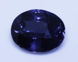 4.99 cts cobalt certified Sri Lankan spinel.