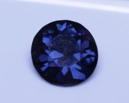 3.04 cts cobalt certified Sri Lankan spinel.