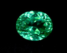 9.45 ct Green Spodumene Gemstone From Afghanistan (R)