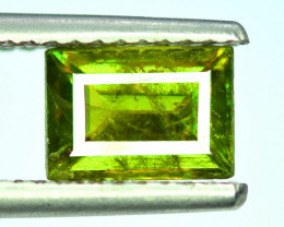 2.10 Carats AAA Color Full Fire Natural Chrome Sphene Loose Gemstone