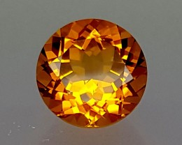 FLAWLESS CITRINE 3.50 Cts   Gemstone   Jl151