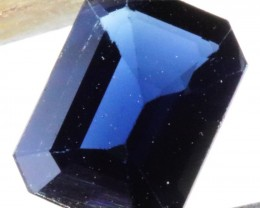 0.95 CTS CERTIFIED  BLUE SAPPHIRE -MADAGASCAR[SM719]SA