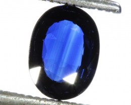 1.25 CTS CERTIFIED  BLUE SAPPHIRE -MADAGASCAR[SM1311173]SA