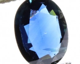 1.28 CTS CERTIFIED  BLUE SAPPHIRE -MADAGASCAR[SM1311175]SA