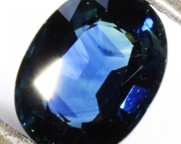 1.72 CTS CERTIFIED  BLUE SAPPHIRE -MADAGASCAR[SM1311176]SA