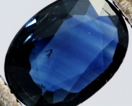 1.26 CTS CERTIFIED  BLUE SAPPHIRE -MADAGASCAR[SM1311177]SA