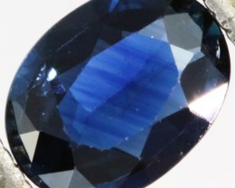 1.32 CTS CERTIFIED  BLUE SAPPHIRE -MADAGASCAR[SM1311178]SA