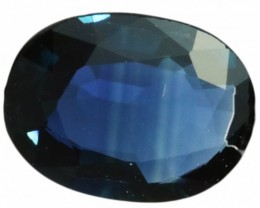1.31 CTS CERTIFIED  BLUE SAPPHIRE -MADAGASCAR[SM1311179]SA
