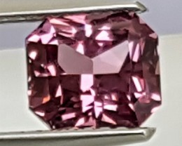 1.65cts Burma Spinel,  100% Untreated,