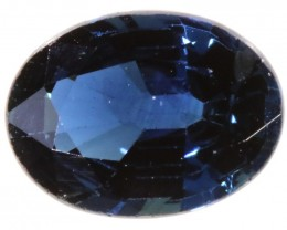 1.39 CTS CERTIFIED UNHEATED BLUE SAPPHIRE -MADAGASCAR[SM13111711]SA