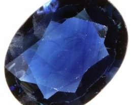 1.32 CTS CERTIFIED UNHEATED BLUE SAPPHIRE -MADAGASCAR[SM13111715]SA