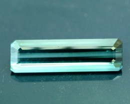 2.85 cts Natural Indicolite Tourmaline from Afghanistan