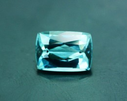 1.75 cts Natural Indicolite Tourmaline from Afghanistan