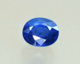 0.60 Crt Natural Sapphire Faceted Gemstone (R 103)