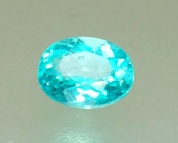 0.60 Crt Natural Apatite Faceted Gemstone (R 103)