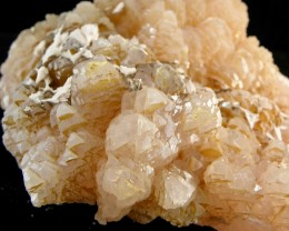 Manganoan Calcite w/ Kutnahorite from Metropolis collection Australia