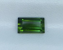 1.38 CT NATURAL GREEN TOURMALINE HIGH QUALITY GEMSTONE S87