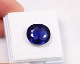 Lot 02 ~ 8.52Ct Natural Ceylon Royal Blue Sapphire