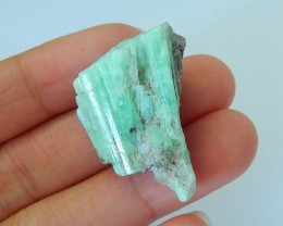 Holiday Deals,36.5CT Natural Emerald Mineral Specimen For Jewelry Design(17