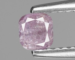 0.36 Cts Untreated Natural Baby Pink Diamond