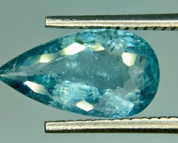 1.66 CT GIL Certified Natural Paraiba Tourmaline AA Quality Gemstone