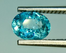 0.61 CT GIL Certified Natural Paraiba Tourmaline AA Quality Gemstone