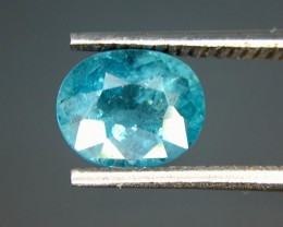 1.10CT GIL Certified Natural Paraiba Tourmaline AA Quality Gemstone