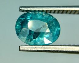 1.10 CT GIL Certified Natural Paraiba Tourmaline AA Quality Gemstone