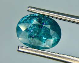 0.86 CT GIL Certified Natural Paraiba Tourmaline AA Quality Gemstone