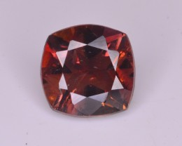 Rare And Mutli Luster Good Size Axinite Collector's Gem,