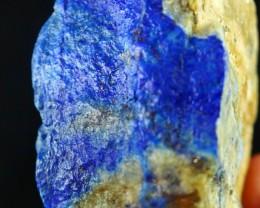 Rare 1492 CT Hauyne aka Hauynite Specimen Electric Blue