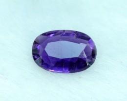 0.55 cts Dazzling Violet Purple Loose SCAPOLITE Gemstone
