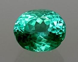 5.15 Crt Green Spodumene OUTSTANDING  Gemstone   Jl151