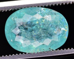 GIL Certified 1.92 Ct Gorgeous Color Natural Paraiba Toutmaline