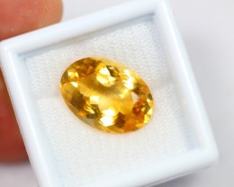 Lot 13 ~ 8.13Ct Natural VS Clarity Gold Color Citrine
