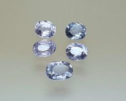 4.80 Crt Natural Spinel Parcel Faceted Gemstone (R 104)