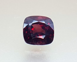 1.45 Crt Natural Red Spinel Faceted Gemstone (R 104)