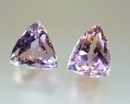 15.0 Crt Natural Ametrine Faceted Gemstone (R 104)