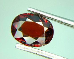 1.10 Crt Natural Red Spinel Faceted Gemstone (915)