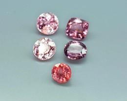 3.30 Crt Natural Spinel Parcels Faceted Gemstone (915)
