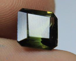 Green Tourmaline From Afghanistan in NR