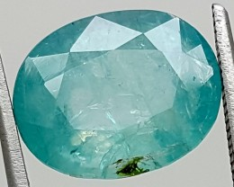 5.4Ct World Rare Grandidierite High Quality Gems for Collection IGCRGD05